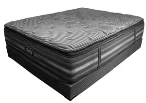 Beautyrest Black Luxury PT Cama Matrimonial